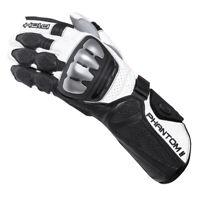 Held Phantom 2 Motorrad Sport Racing Handschuh schwarz/weiß NEU! 11