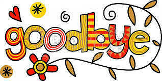 Good-Bye's
