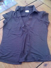 Viscose NEXT Collared Short Sleeve Tops & Shirts for Women