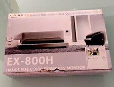 "Comelit EX-800H Hands Free Color Expansion Monitor Cyrex EX800H 4"" iNTERCOM"