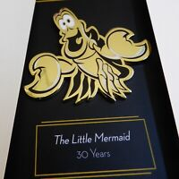 Disney D23 10th Anniversary set exclusive LITTLE MERMAID 30 YEARS Pin