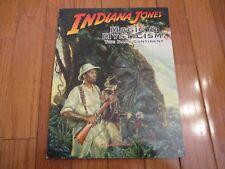 Indiana Jones RPG Magic & Mysticism The Dark Continent