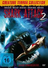 Shark Attack 2 II EL BLANCO Tiburón - Horror DVD NUEVO
