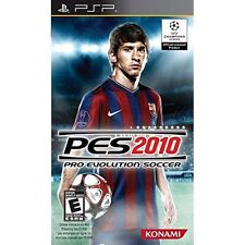 Pro Evolution Soccer 2010 Sony For PSP UMD Game Only 4E