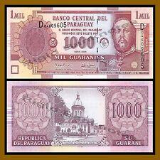 Paraguay 1000 Guaranies, 2005 P-222b Unc