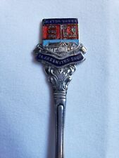 Collector Gretna Green Blacksmith Spoon - Decorative Collectible
