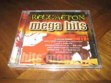 Reggaeton Mega Hits CD - Clan de Fuego SAVOUR Caly Montana BIG LOU DJ GUS
