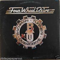 Bachman-Turner Overdrive Four Wheel Drive 1975 LP Mercury Records SRM-1-1027