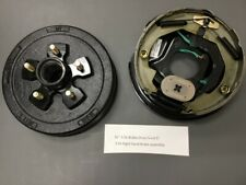 3.5k Trailer Brake KIT, 10'' trailer drum 8-247-5, Right electric brake k23-027