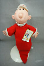 """Vntg Doll Popeye's Swee'Pea Presents 1985 © King Features 17"""" w/ Tags"""