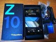 Blackberry Z10 16GB - Black (Unlocked) Smartphone BOXED 24HR UK POSTAGE