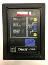 PowerLogic Circuit Monitor 3 Phase 120 Volts Class 3020/CM 2350
