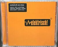 ELEKTRISCH! VOL.2 - VARIOUS ARTISTS, DOUBLE CD ALBUM, (2007).