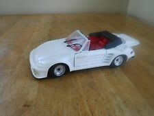 Porsche Gemballa Avalance/Cyrrus die cast model car 1:24 scale by Revell 1990