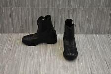 **TuffRider Starter Front Zip Paddock Boots - Toddler's Size 8 - Black