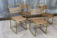Oak Original Victorian Antique Dining Chairs