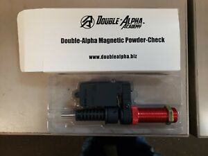 New Double-Alpha magnetic powder check, Dillon, Hornady, and others
