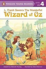 Penguin Young Readers Level 4: L. Frank Baum's The Wonderful Wizard of Oz (PB)