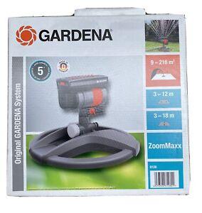Gardena Zoom Maxx Sprinkler 8128