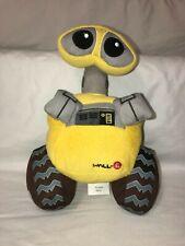 "Disney Store Pixar Wall-E Plush Stuffed Robot Doll Toy 9"" No Sound"