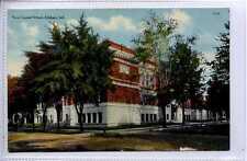 (Gw810-449) New Central School, ELKHART, Indiana, USA c1910 G-VG