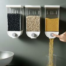 1000ML/1500ML Cereal Food Oatmeal Storage Container Dispenser