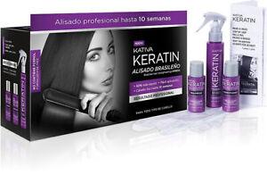 NEW !!! KATIVA KERATIN XPRESS Brazilian Hair Straightening