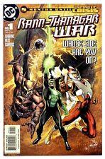 RANN-THANAGAR WAR #1(7/05;1st)GREEN LANTERN/OMEGA-MEN/HAWKMAN(CGC IT)9.8(REIS)!!