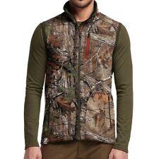 Icebreaker Sierra Realtree Camo - Merino Wool Men's Vest - Size XL - NEW!