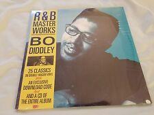 R&B Master Works: Bo Diddley by Bo Diddley (Vinyl, Feb-2015, 2 Discs, Allegro Corporation (Distributor US)