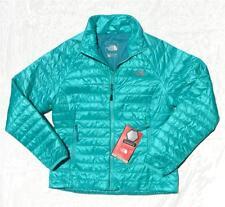 THE NORTH FACE BLAZE MICRO FULL-ZIP Jacket Women's ION BLUE Medium MSRP $180