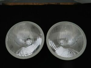 Headlamp Lens & Reflector Assemblies CIBIE 7 Inch Round Convex  82440PR