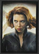 MARVEL - THE AVENGERS - STICKER COLLECTION - No 34 - BLACK WIDOW - By PANINI