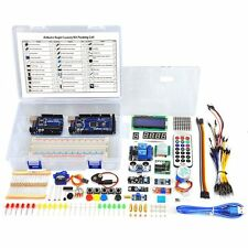 Arduino Full Starter kit for DIY School Projects UNO R3 Board Mega2560 Board+USB