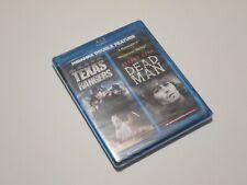 Texas Rangers / Dead Man (Blu-ray Disc, 2012) RARE