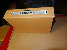 3 COUNT BOUT THREE BOX ONLY NEO GEO MVS   arcade game part C-D