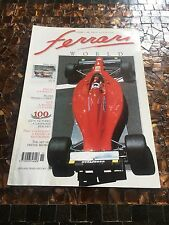 Ferrari World Magazine, rare, number 9 uk