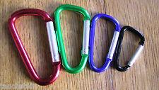 Alu-Mousqueton set, 4 pièces