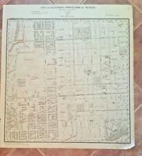 US CONFEDERATE STATES 1862 MD MAP CHARLES DORCHESTER FREDERICK GARRETT COUNTY xl