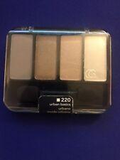 Covergirl Eye Enhancers Eyeshadow Quad ~ Urban Basics 220 ~ Sealed