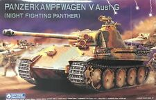 Gunze Sangyo Panzerkampfwagen V Ausf G Night Fighting Panther Ref 782 Escala 1/3