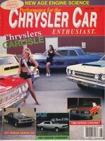 Chrysler Car Enthusiast Magazine June 1993 '71 Demon '67 Charger '66 Coronet
