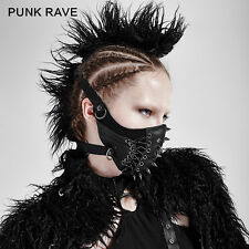 Punk Rave Brand New Gothic Steampunk Women stylish fahison Pin MASK S182