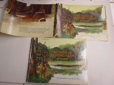 Secrets of Redding Glen, Jo Polseno, Golden Book, DJ, 1973