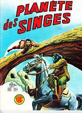 ! Rare PLANETE DES SINGES N°3 en EXCELLENT ETAT, COMME NEUF (MARVEL, STRANGE) !