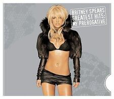 FREE US SH (int'l sh=$0-$3) NEW CD Britney Spears: My Prerogative Import