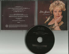 ETTA JAMES 4TRK SAMPLER PROMO DJ CD JOHN LENNON Beatles JAMES BROWN Marvin Gaye