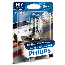 Philips racingvision Racing visión H7 Coche Faro Bombilla (single) 12972RVB1