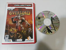 OVERLORD THE WHITE LABEL UK JUEGO PARA PC DVD-ROM ESPAÑOL CODEMASTERS