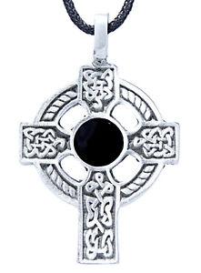 Keltenkreuz Kreuz Kelten keltisch Radkreuz Anhänger Zinn Pewter Nr.12